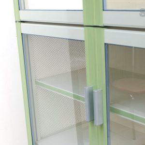 ตู้ครัวตู้กับข้าว metalite ประตู